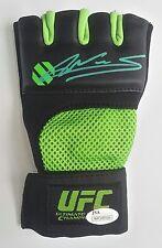 Amanda Nunes Autographed Signed MMA UFC Champion Open Palm Glove JSA