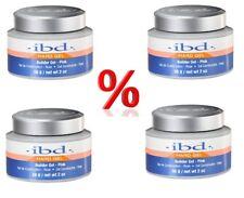 4 x IBD Builder Gel Pink AufbauGel 56g Neu 100% Original Ware *SALE*