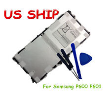 Battery Samsung SM-P600 P601 Replacement For GALAXY NOTE 10.1 2014 3.8V 8220mAh