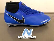 Nike Phantom Vision Academy Dynamic Fit MG Soccer Cleats Size 11.5 AO3258-400