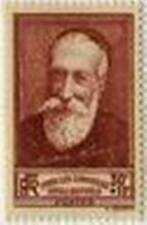 """FRANCE STAMP TIMBRE N° 380 """" ANATOLE FRANCE  30 C + 10 C """" NEUF x TB"""