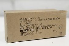 New RCA N16-C-14435-1001 Frequency Calibrator Sub-Assembly Z-1401-8820919-501
