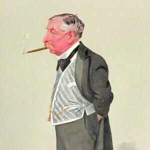 Gen SIR HUGH McCALMONT KCB SIR HUGH Vanity Fair Original 1906