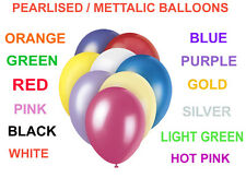 CLEAR, HAPPY BIRTHDAY, HAPPY SMILEY FACE, BALLOONS POLKA DOT PLAIN PEARL BALOONS
