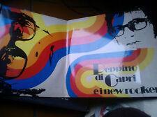 LP DOPPIO PEPPINO DI CAPRI E I NEW ROCKERS 1+1 GATEFOLD COVER EX+ VINILI VG+/EX