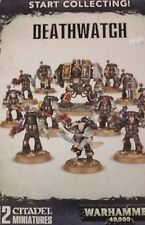Warhammer 40K START COLLECTING DEATHWATCH Artemis & Kill Team & Dreadnought