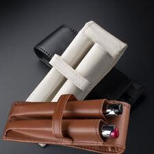 1*Pen Bag Cowhide Pencil Bag Vintage Retro Style Accessories For Travel Journal