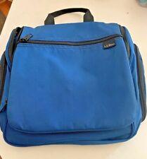 New LL Bean Blue Travel tote bag..no Tags 11x11