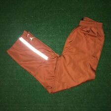Youth NIKE University Of Texas Longhorns 3M Reflective Windbreaker Track Pants L