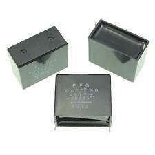 5x MKT Foil Capacitor Radial 2µF 410V AC Nichicon EGW5205HWNCZ 2000nF