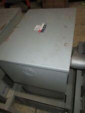 CDE / Cornell Dubilier Capacitor ICS3060D33 60KVAR 240V 3Ph Used