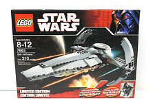 Lego #7663 Star Wars Sith Infiltrator Limited Ed. 310 pcs Factory Sealed Box NIB