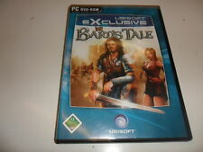 Pc the Bard 's tale