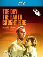 The Day the Earth Caught Fire (Blu-ray) [1961] [DVD][Region 2]