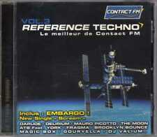 Compilation - Reference Techno Vol. 3 - CD - 2001 - Techno Trance