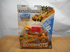 TRANSFORMERS BOT SHOTS Jump Shot BUMBLEBEE Launcher Series 2 BL002 653569822578