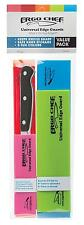 Ergo Chef ER83 Universal Knife Edge Guard Set, Multicolor