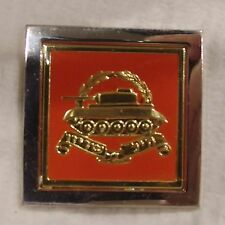 """""""Armoured Corps Israel"""" Sterling Silver Emblem."""