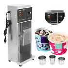 Commercial Electric Auto Ice Cream Machine Blizzard Maker Shaker Blender Mixer photo