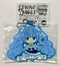 Hatsune Miku Snow Miku Nendoroid 10th Anniversary Snow Miku Rubber Strap