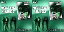 4 DVD BOX MAGIC FANS ASSE 2001-2005  | MF91 | ULTRAS |