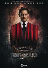 Twin Peaks 2016 Repro Película Póster