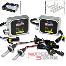 10000K BLUE HID XENON CONVERSION KIT+H7 BULB LOW BEAM HEADLIGHT+THICK BALLAST