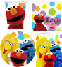 SESAME STREET 40 Piece Party Pack Plates Cups Loot Bags Napkins Birthday Kids