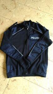 Polizeistrickjacke 60