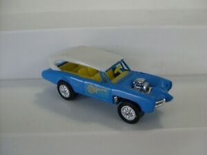 Vintage Monkeemobile Toy Diecast 1970 Remco Car