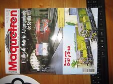 Colección de 97 revistas de MAQUETREN