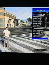 PS3 Slim OFW 3.55 120GB -  Online Ready + Mod MENUS and Extras