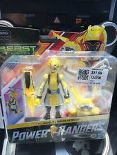 Power Rangers Beast Morphers Yellow Ranger + Morphin Jax BeastBot NEW Sealed