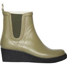 Ilse Jacobsen Women's Hornbaek Rubber Boot, Lizard, 6.5 B US