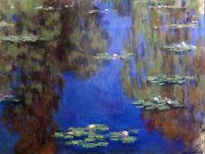 Lilies Decorative Posters & Prints Claude Monet