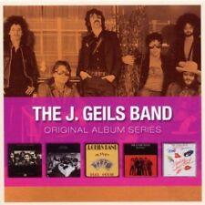 J Geils Band - Serie Álbum Original: Bloodshot Nuevo CD