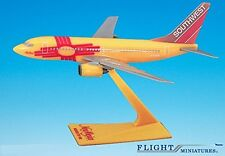Southwest New Mexico 737-700 Airplane Miniature Model Plastic Snap Fit 1:200