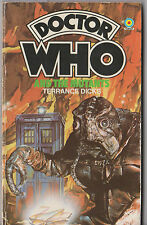 Doctor Who and the Mutants.  GC- 1st edition. Target books. Part sale4charity do