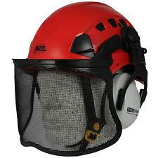Petzl Vertex Vent Helmet Kit A10 Suitable for Arborists