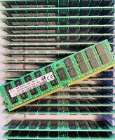 64GB (4x16GB) PC4-17000P-R DDR4 ECC Reg Server Memory RDIMM RAM for Dell T7810