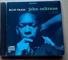JOHN COLTRANE Blue Train BLUE NOTE 46095 U.S. CD 1985 free UK postage