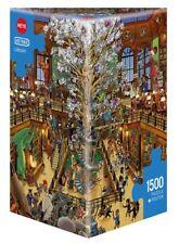 ULI OESTERLE - LIBRARY - Heye Puzzle 29840 - 1500 Teile Pcs.