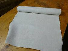 A Homespun Linen Hemp/Flax Yardage 6 Yards x 20''' Plain  # 8328