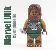LEGO Custom - Ulik - Marvel Super heroes mini figure thor villian ironman