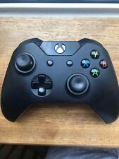 Original Microsoft Xbox One Wireless Controller Black - Model 1697 *USED*