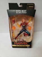 Marvel Legends Series Captain Marvel Action Figure - BINARY FORM