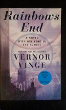 Rainbow's End by Vernor Vinge (2006, Advance Reading Copy, Paperback)