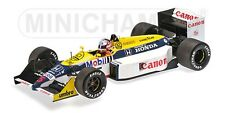 Minichamps 117 870005 Honda de Williams FW11B F1 Race Car Nigel Mansell 1987 1:18th