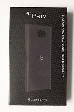 New OEM BlackBerry Genuine Slide Out Hard Cover Shell Case for PRIV Black