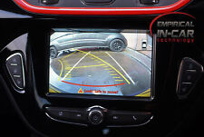 Vauxhall / Opel - Corsa & Adam - Reverse Reversing Camera Kit ( 2016 Onwards )